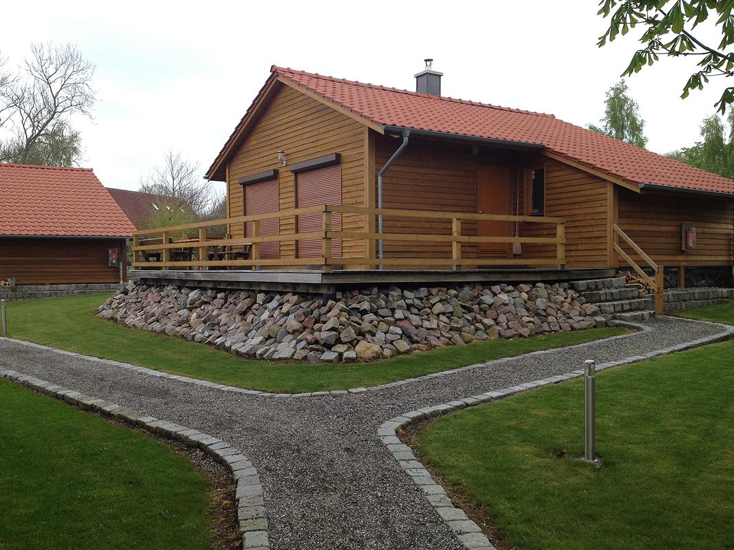 2 Ferienhäuser
