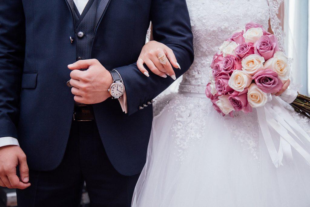 Heiraten im Naturcamp zu den zwei Birken