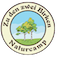 "Naturcamp ""Zu den zwei Birken"" Logo"