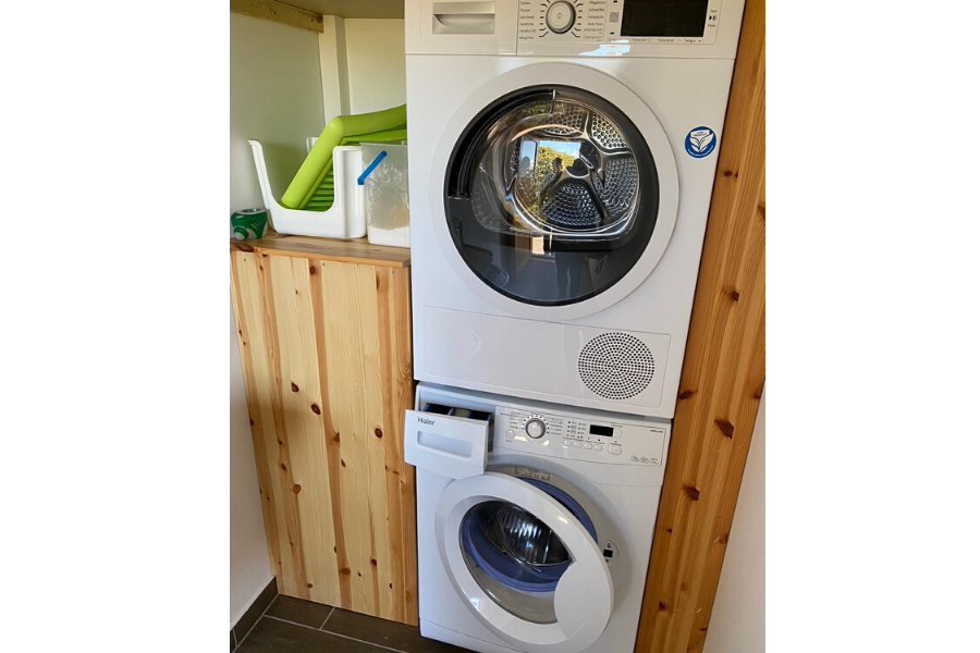 Camping-Waschmaschine